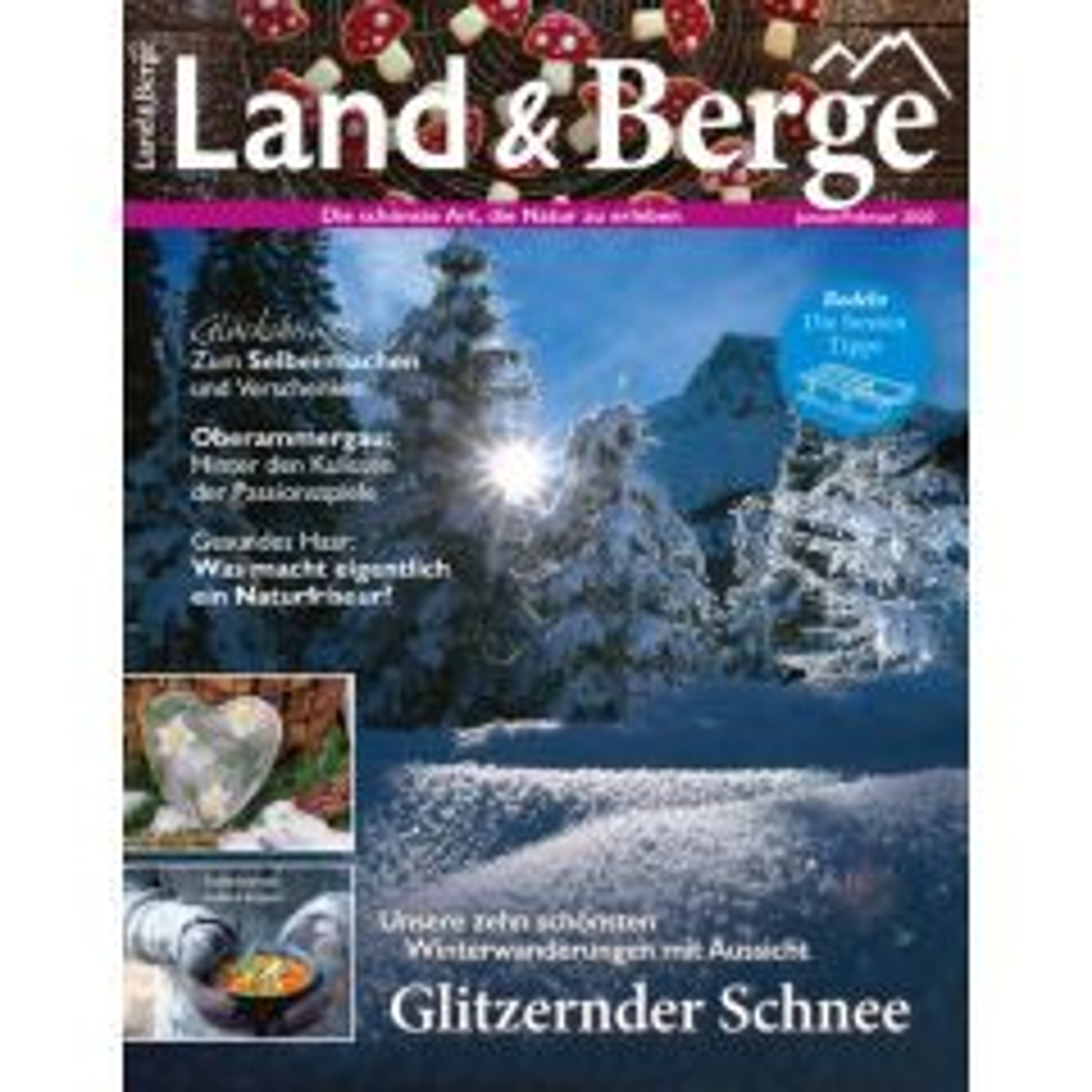 Land & Berge 1/2020